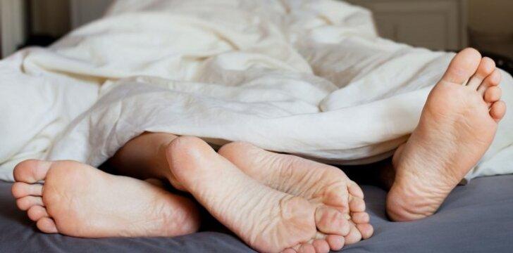 Kaip dažnai reikia sekso, kad šeima neišsivaikščiotų kas sau