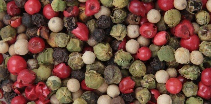 Įdomūs faktai apie pipirus: iš kur tiek rūšių ir kokie kur tinka