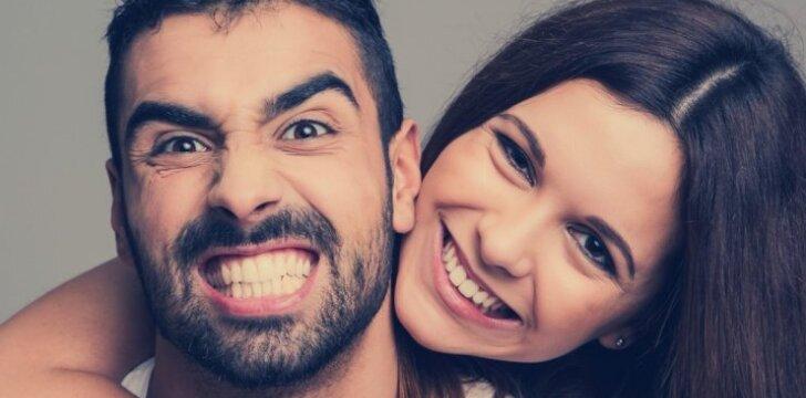 Tobulų santykių taisyklės pagal vyrus