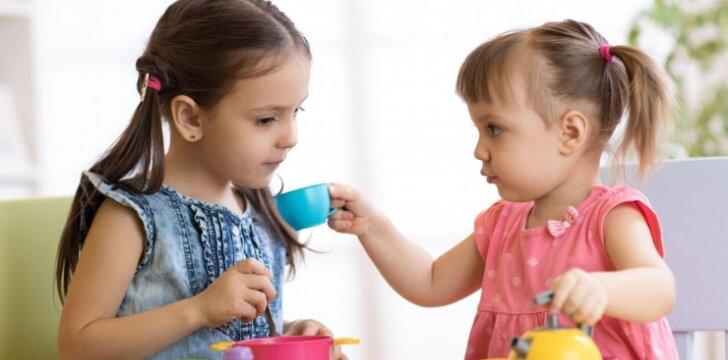 Sunegalavo mažylis – kokios arbatos gali padėti?