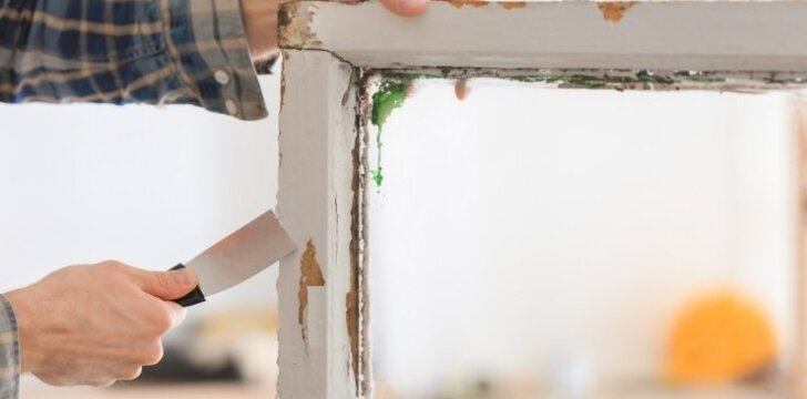 Darau pats: būdai, kaip panaudoti seną medinį langą