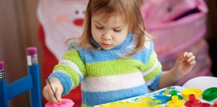 5 svarbios savybės, kurias vaikas ugdo piešdamas
