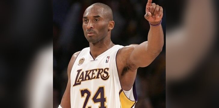 "Kobe Bryantas (""Lakers"")"