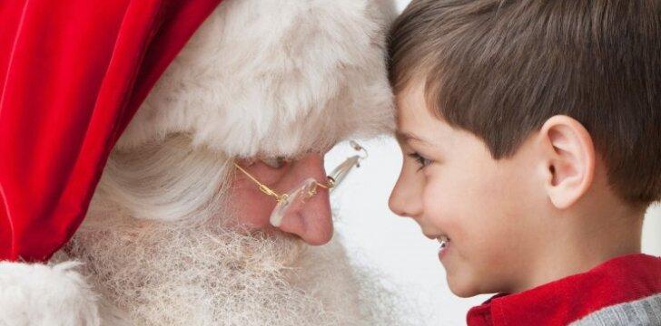 Iki kokio amžiaus vaikai tiki Kalėdų seneliu: psichologės komentaras