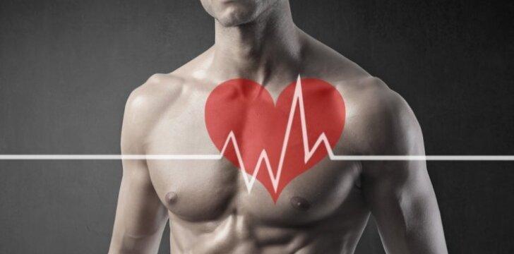 5 maisto produktai, kurie sustiprins jūsų širdį