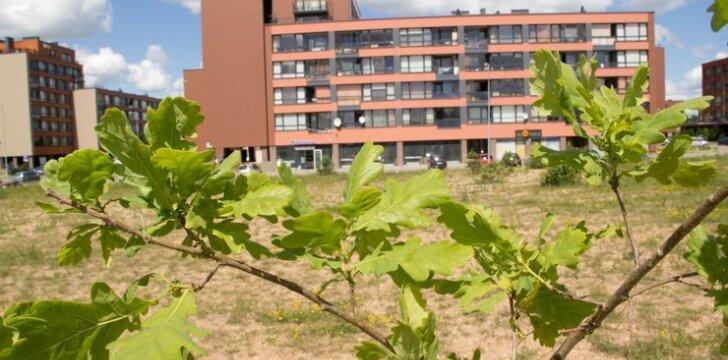Miestų ateitis: kaip integruoti gyvenamąjį būstą į gamtą?