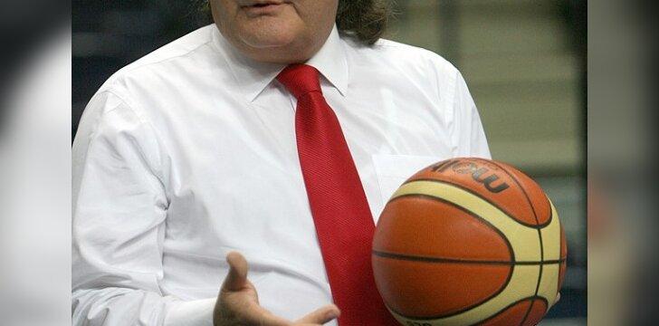 """Š.Kalmanovičius: buvo gandų, jog """"Žalgirį"""" norėjau pervadinti """"Maccabi"""""""