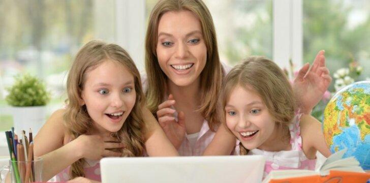 TAVO VAIKAS – populiariausias interneto portalas tėvams