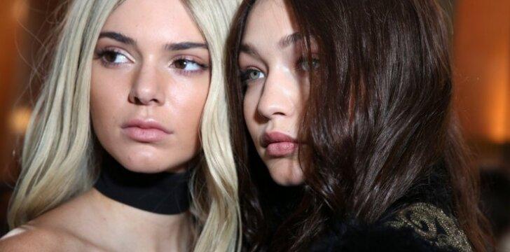10 būdų išlaikyti sveiką ir gražią odą, kokią turi modeliai