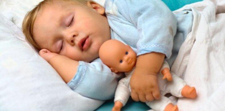 Kiek miego reikia skirtingo amžiaus vaikams