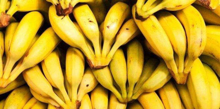 Kaip išsirinkti tikrai skanius bananus?