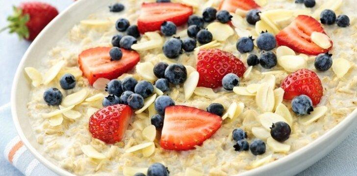 3 idėjos sveikiems ir skaniems vaikų pusryčiams