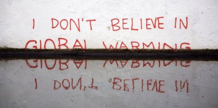 Globalinis atšilimas