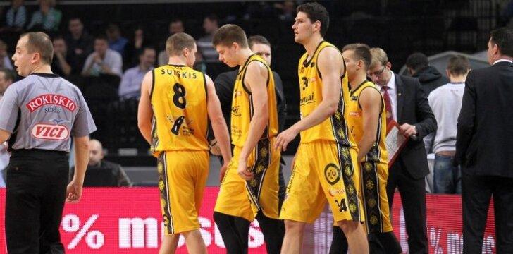 """BBL finalą """"Šiauliai"""" pradėjo pralaimėjimu latviams"""