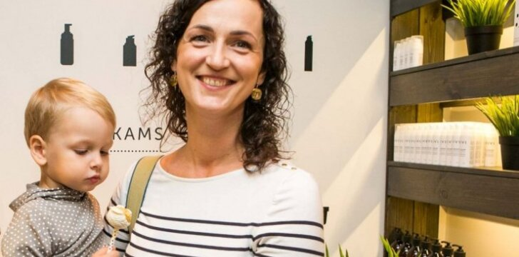 K.Savickytė - Damanskienė: vaikiški daiktai kainuoja kosminius pinigus
