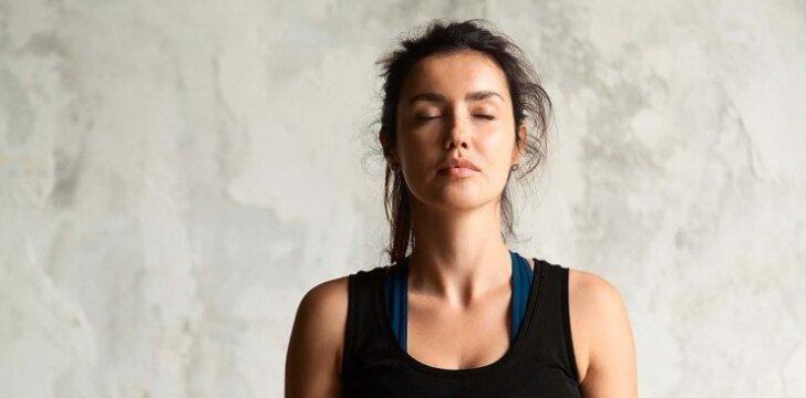 Jogai įspėja: kvėpavimas per burną pavojingas tiek mažam, tiek suaugusiajam
