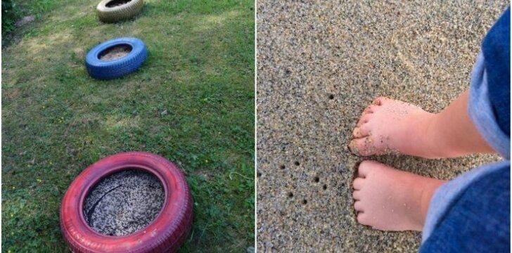 Teo ir Ieva pristato: ne tik smagi, bet ir labai naudinga mankšta pėdutėms