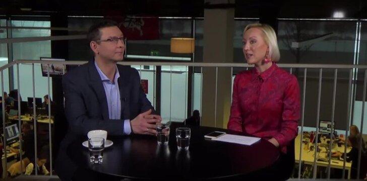 Diskusija su A. Kaluginu: kas pasikeičia atsiradus vaikams