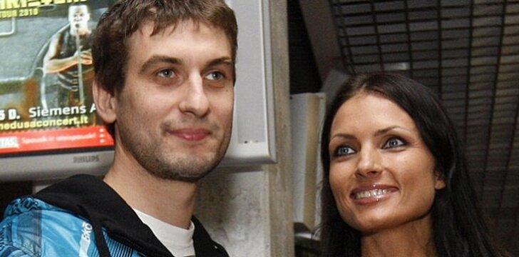 Andrius Glušakovas ir Sandra Chlevickaitė