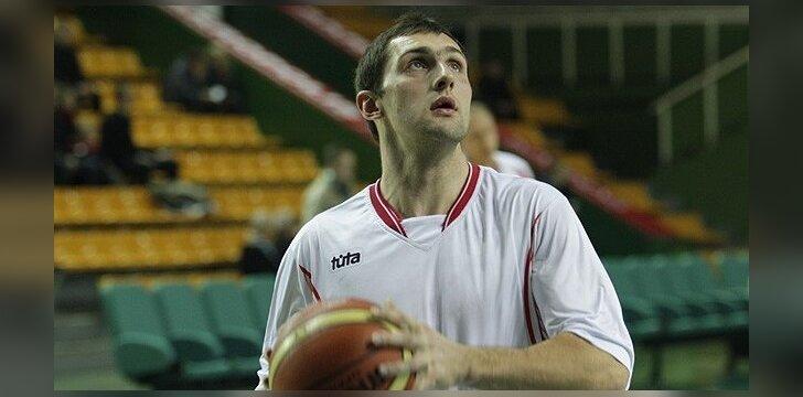 Itin rezultatyviai žaidę lietuviai neišgelbėjo komandos nuo pralaimėjimo Latvijoje