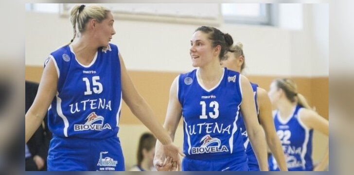 Eglė Šulčiūtė ir Sandra Linkevičienė (bcutena.lt)
