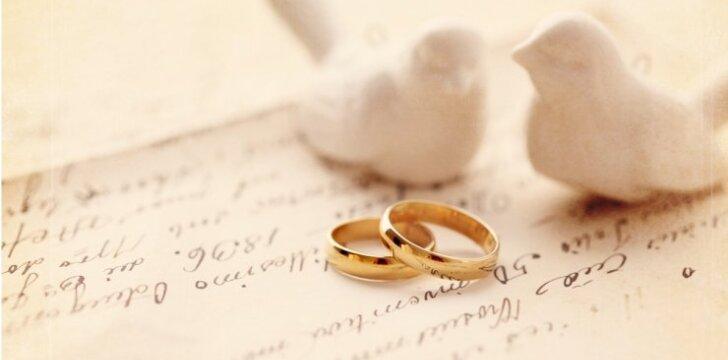 """NUOTYKIS: susituokti 30 kartų <span style=""""color: #ff0000;"""">(foto iš 23 jau įvykusių vestuvių!)</span>"""