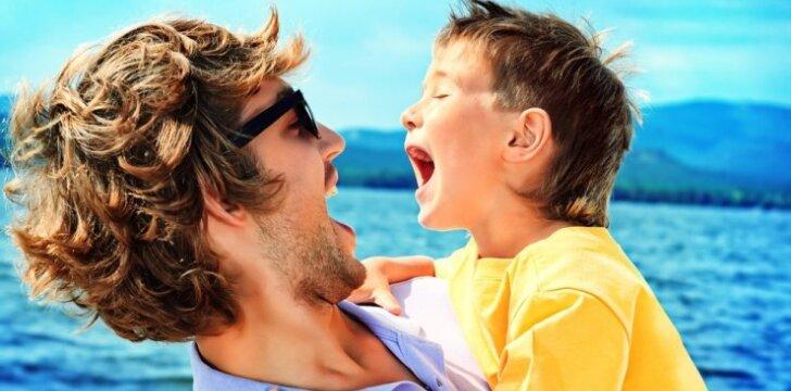 """<span style=""""color: #ff0000;"""">5 patarimai,</span> kaip nepavargti atostogaujant su vaikais"""