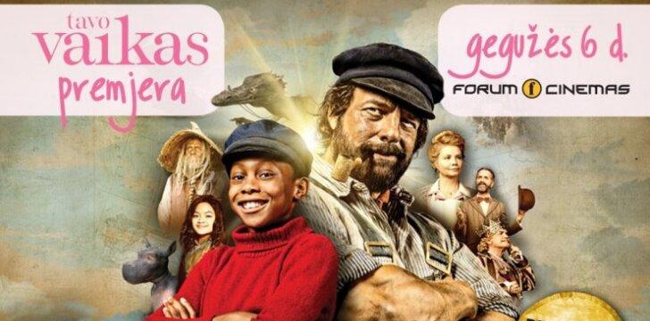 Ypatingo grožio filme visai šeimai atkurta milijonų mėgstama istorija