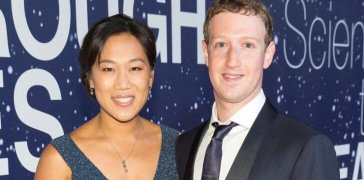 Feisbuko įkūrėjas M. Zuckerbergas apsisprendė: vaikai ir šeima yra svarbiau už darbą