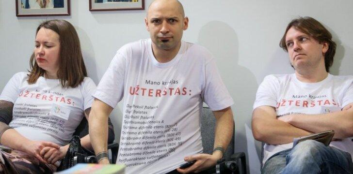 Unikalaus Lietuvoje kraujo tyrimo rezultatų pristatymas