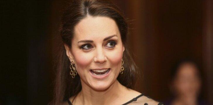 Paaiškėjo, kur ir kaip Kalėdas sutiks besilaukianti Kate Middleton
