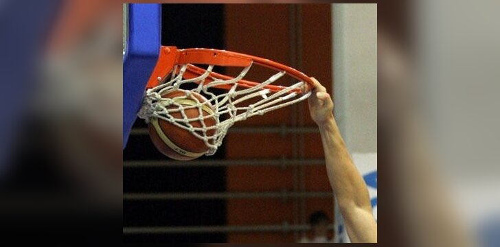 Krepšinis, krepšinio kamuolys, lankas