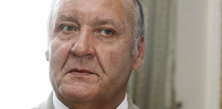 70-metį sutinkantis baritonas E. Vasilevskis: viskas būtų gerai, jeigu ne... Figaro
