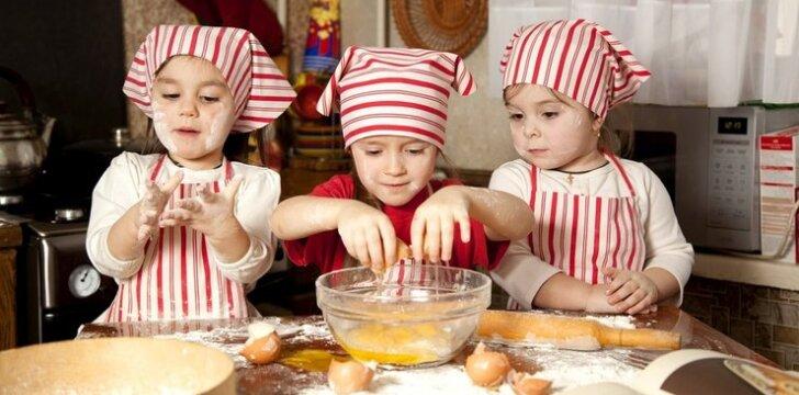 Sveikų naminių saldainių receptas