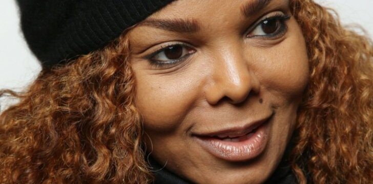 Janet Jackson pirmą kartą viešai parodė savo kūdikį