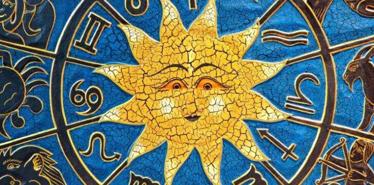 Tamsios ir šviesios Zodiako ženklų pusės