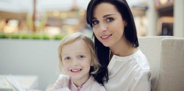 Jauna verslininkė: laimingesni tie vaikai, kurių mamos randa laiko sau