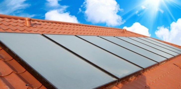 Tai, ko dar nežinojote apie saulės kolektorius