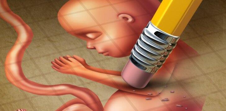 Šiurpą keliantys metodai, padedantys atsikratyti nepageidaujamo nėštumo