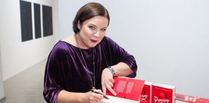 Erika Umbrasaitė: skaitykite ir išmokite mėgautis gyvenimu kaip prancūzai. Laimėtojai