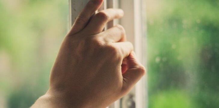 Ką daryti, kad langai tarnautų ilgiau: priežiūra ir remontas