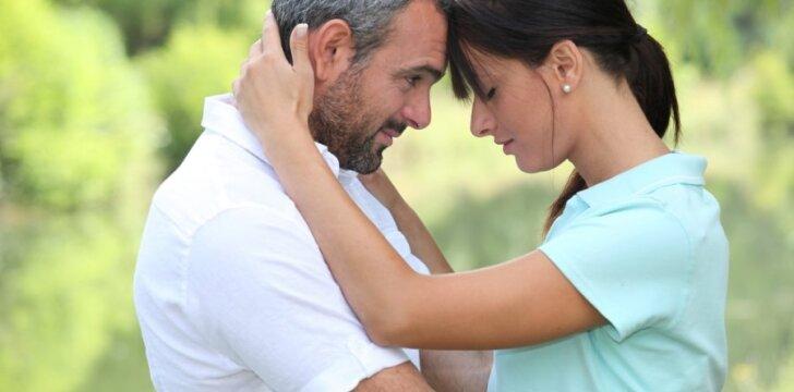 Kaip santykiuose subalansuoti meilės svarstykles?
