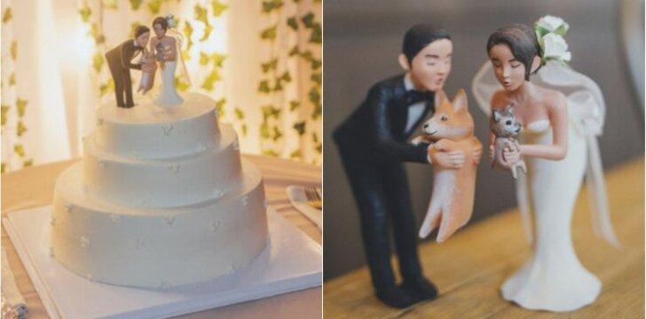 Augintiniai vestuvėse