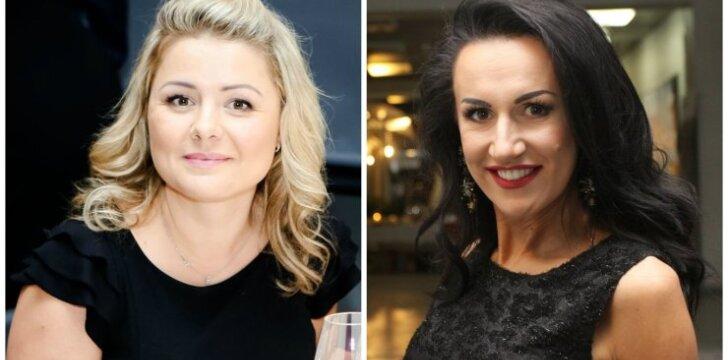 Beata Nicholson ir Katažina Zvonkuvienė