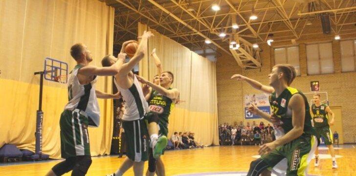 Lietuvos studentų ir vaikinų U20 rinktinių rungtynės