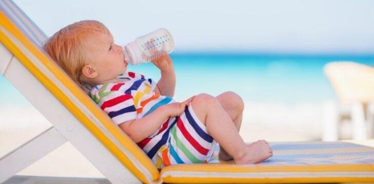 Vaikų gydytoja - apie saulę, apsaugą nuo jos ir odos vėžį