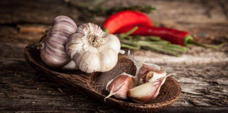 6 maisto produktai, nuo kurių mūsų kūnas dvokia