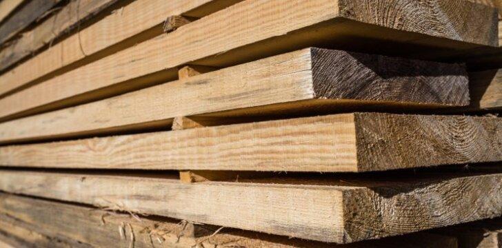Kas yra medienos judėjimas?