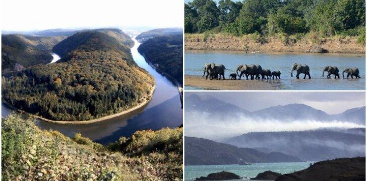 Gražiausi pasaulio parkai