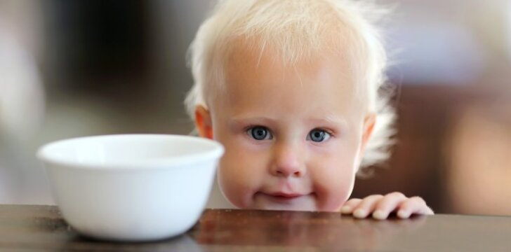 Žalingi produktai, arba ko neturėtų būti vaikų valgiaraštyje